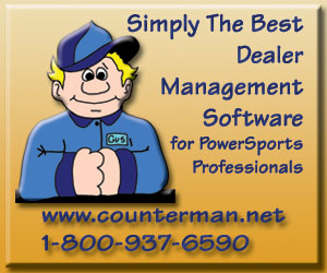 Counterman Software, Simply the best